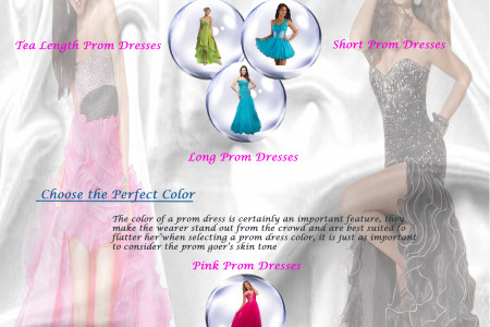 Things You Should Consider Before Buying Your Prom Dresses  Infographic