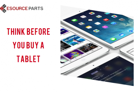 Think Before you Buy a Tablet Infographic