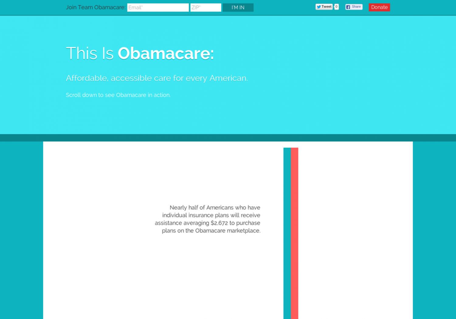 This Is Obamacare Infographic