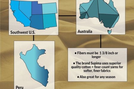 Thread Count Doesn't Matter: An exploration of bed sheets Infographic