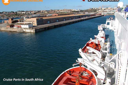 Three Important Cruise Ports in South Africa Infographic