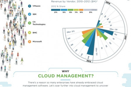 Three's a Cloud Infographic