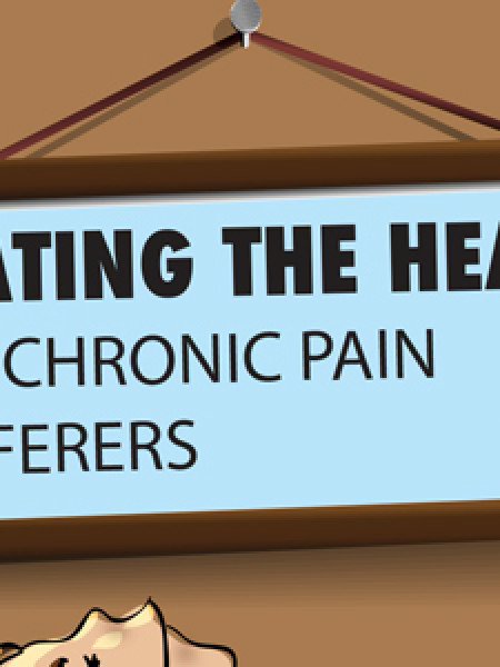 Beating the heat for chronic pain sufferers Infographic
