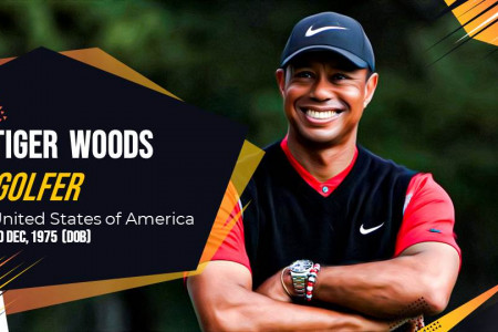 Tiger Woods Infographic