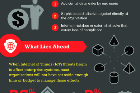 TIME TO RETHINK ENTERPRISE IT SECURITY - Black Hat 2015 Attendee Survey  Infographic