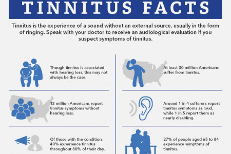 Tinnitus Facts Infographic
