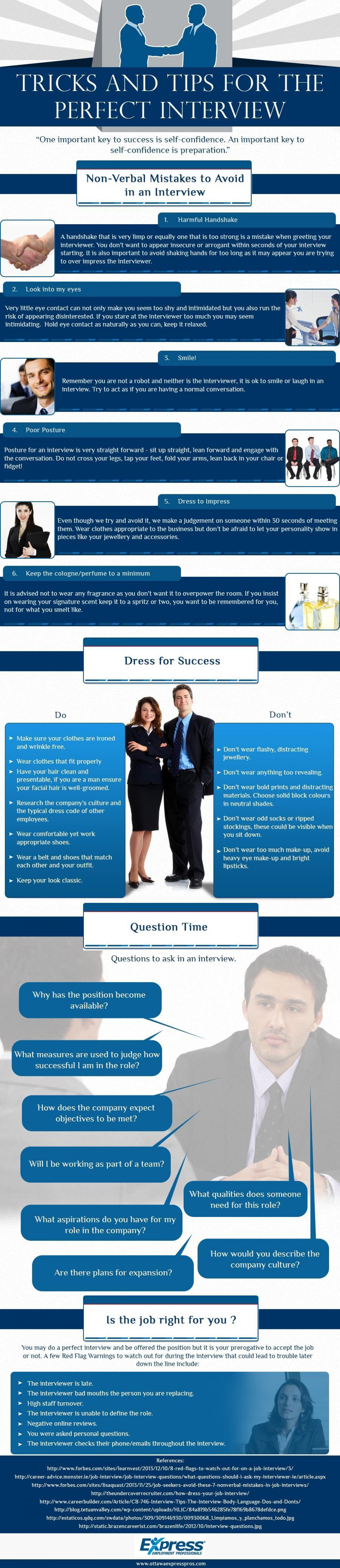 tips for successful interview