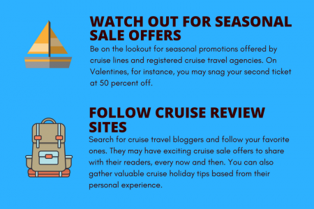 Tips for Finding the Best Cruise Deals Infographic