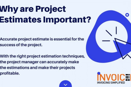 Tips for making effective Estimate Cost for successful Project Management Infographic