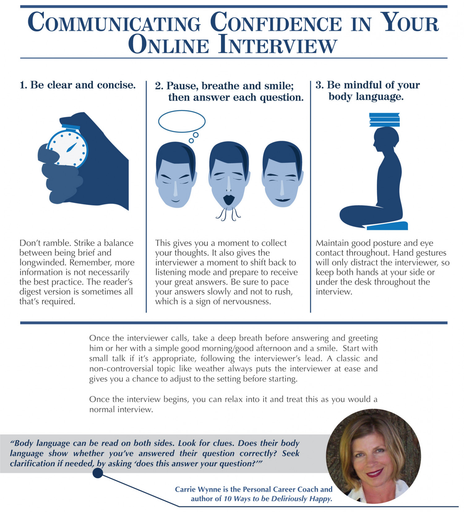 tips for online interviews ly tips for online interviews infographic
