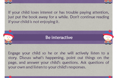 Tips for Parents of Preschoolers Infographic