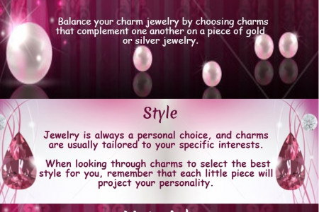 Tips for Selecting Silver Charms Infographic