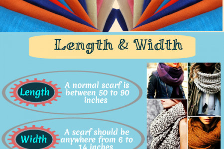 Tips On Choosing A Scarf  Infographic