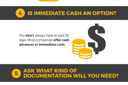 Tips on how to find the right company to buy your structured settlement Infographic