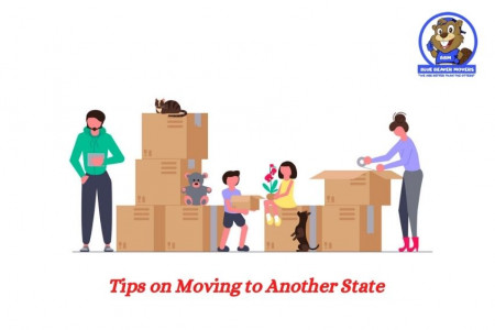 Tips On Moving To Another State Infographic