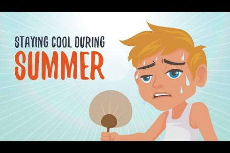 Tips to Beat the Heat this Summer Infographic