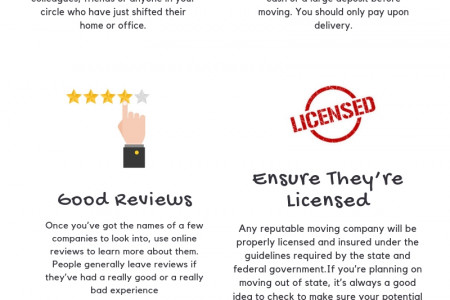 Tips To Find The Perfect Jersey City Moving Company Infographic