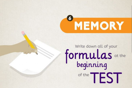 Tips to Improve Your Studying Performance Infographic