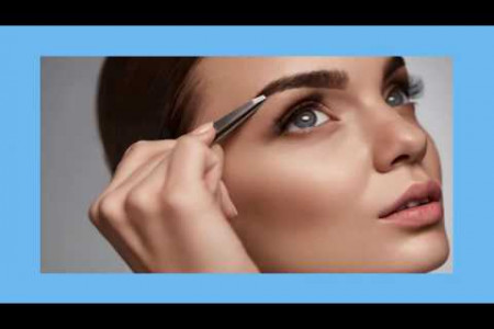 Tips to Know the Right Eyebrow Shape for You Infographic