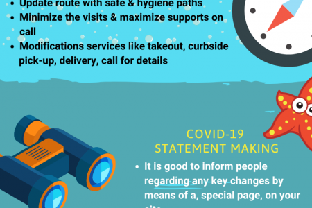 Tips to maintain SEO in the Pandemic  Covid 19 by trusted SEO company in Arizona Infographic