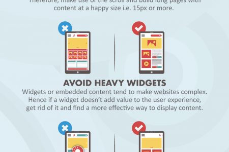 Tips To Make Your Mobile Website Look Great! Infographic
