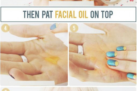 Tips to Moisturize Your Dry Skin Infographic