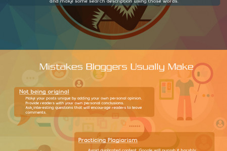 Tips to Write Attention-grabbing Blogs Infographic