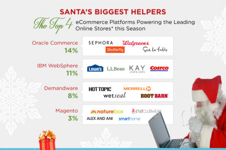 Tis the Season for eCommerce Infographic