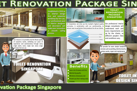 Toilet Renovation Singapore Infographic