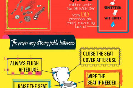 Toilet revolution Infographic