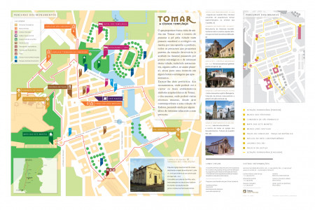 Tomar - The Templar City Infographic