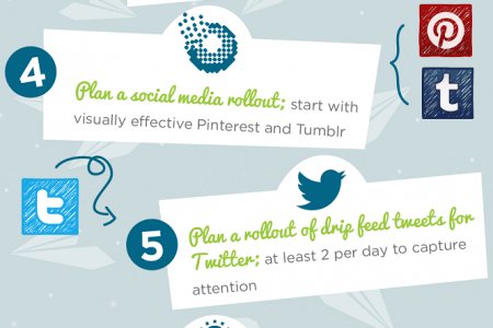 Top 10 Tips To Get Your Infographic Shared Infographic