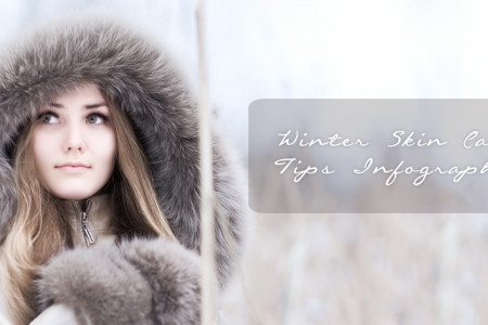 Top 10 Winter Skin Care Tips Infographic