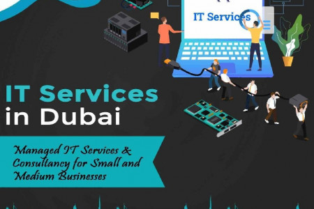 Top 7 Tips For Locating The Right IT Services In Dubai Infographic