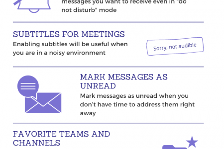 Top 8 Microsoft Teams Tricks That Increase Your Productivity  Infographic