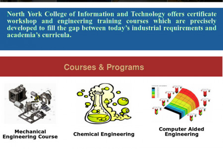 Top Engineering Training Courses & Programs Infographic
