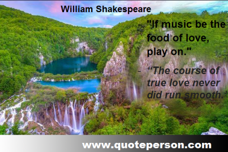 Top Famous William Shakespeare Quotes Infographic