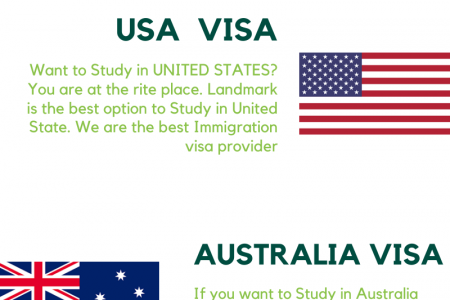Top Immigration Consultant Infographic