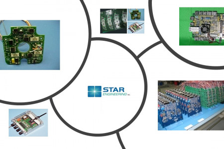 Top PCB Assembly Manufacturer Companies - Star Engineering Infographic