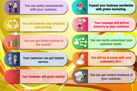 Top Reasons Why You Should Have eCommerce Site Infographic