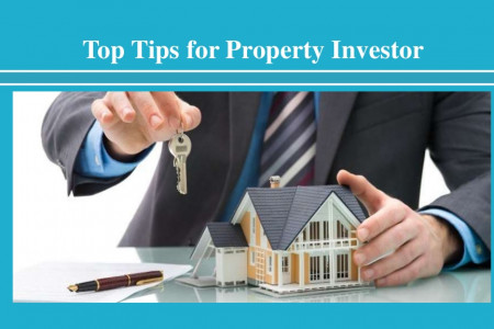 Top Tips for Property Investor Infographic