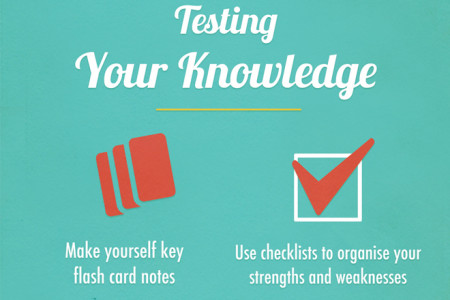 Top Tips For Study Success Infographic