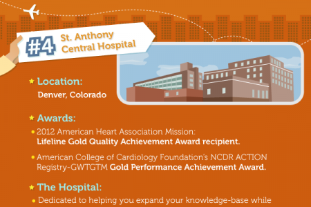 Top Travel Friendly Facilities For Nurses Infographic