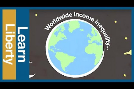 Trading Away Income Inequality: the Effects of Globalization Infographic