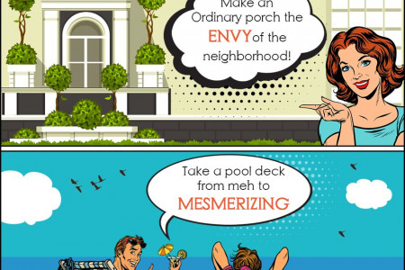 Transform Your Basement With Your1DayFloor! Infographic