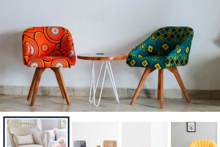 Transform Your Living Room with Great Fabric Accent Chairs  Infographic