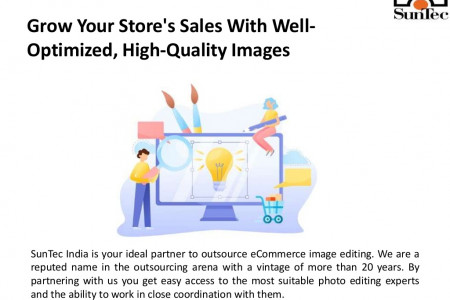 Transform Your Product Images With Sales-Driven Product Photo Editing Infographic