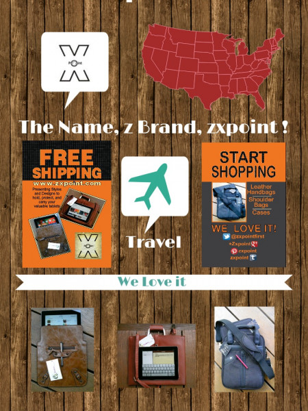 Travel 2015 - zxpoint Infographic