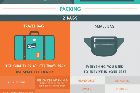 Travel Hacks Infographic