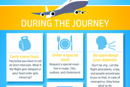 Travelers with Diabetes Infographic
